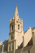 Church in Salon-de-Provence, France — Stockfoto
