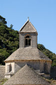 Church of the Senanque Abbey, southern France — Stock Photo