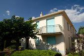 Haus in südfrankreich — Stockfoto