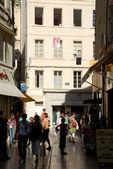Rzeczką w avignon, francja — Zdjęcie stockowe