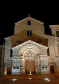 Saint Trophimus cathedral in Arles, southern France — Stock Photo