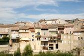 Houses in Vaison la Romaine, France — Stock Photo
