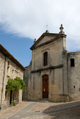 Church in Vaison-la-Romaine, south France — Stock Photo