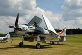 Douglas A-1 Skyraider — Stock Photo