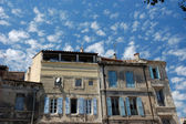 Residential house in Arles, southern France — Stock Photo