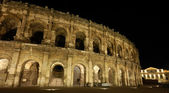 Roman Amphitheater, Nimes, France — Stock Photo