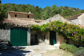 Rural house in Provence, France — Stock Photo