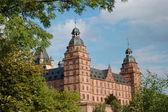 Castle Johannisburg in Bavaria, Germany — Stock Photo