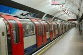 Estação de metro de londres — Foto Stock