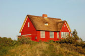Danish Summer House — Stock Photo