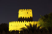 Al Jahili fort in Al Ain, Emirate of Abu Dhabi — Stock Photo
