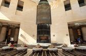 Interior of the Raffles hotel in Dubai — Stock Photo