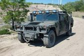 US military vehicle Hummer H1 — Stock Photo