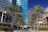 Dubai Festival City Shopping Mall — Stock Photo