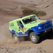Stock Photo: Mercedes Benz G Model at offroad rally competition