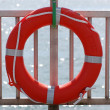 Life buoy — Stock Photo