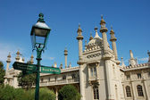 Royal Pavilion in Brighton, England — Stock Photo