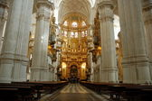 Inisde of Capilla Real, Granada, Spain — Stock Photo
