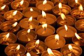 Candlelights — Stock Photo