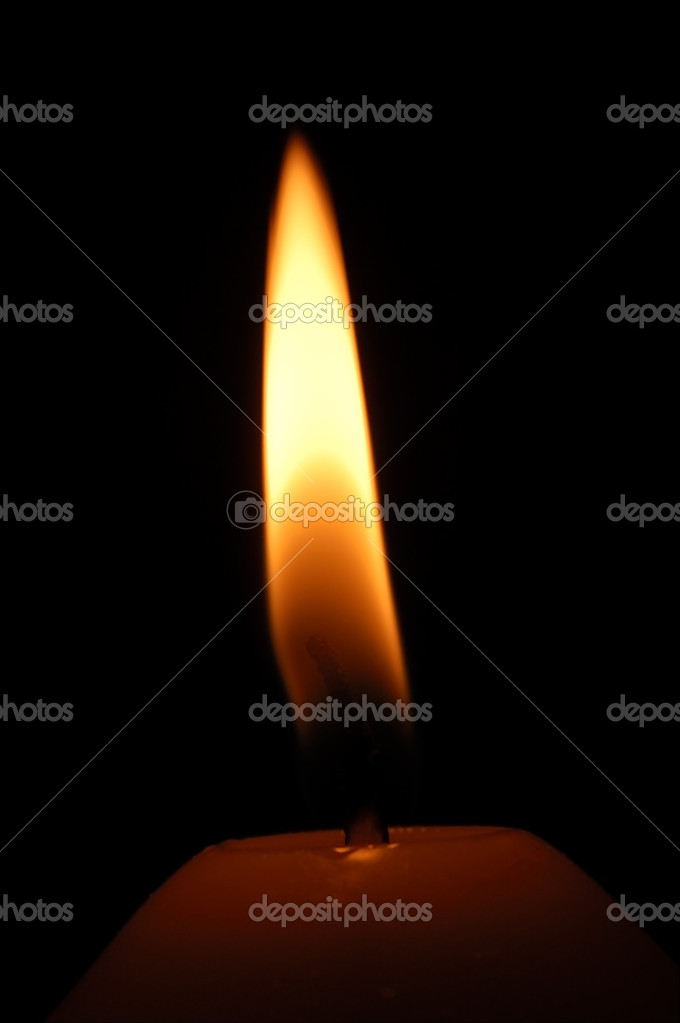Candlelight — Stock Photo #9875359