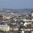 Town Siegen in North Rhine-Westphalia, Germany — Stock Photo #9903758