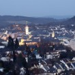 Town Siegen in North Rhine-Westphalia, Germany — Stock Photo #9903898