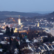 Town Siegen in North Rhine-Westphalia, Germany — Stock Photo