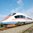 High-speed train — Stock Photo #9058457