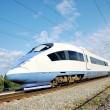 High-speed train — Stock Photo #9250094