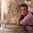 Stock Photo: Min library Celsus in Ephesus
