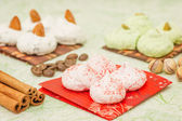 Meringue cookie — Stock Photo