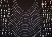 On big fairs, You have diverse jewelry — Стоковое фото