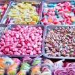 Sweets - candies — Stock Photo
