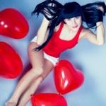 Valentine's day. — Stock Photo