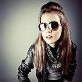 Teenage Girl Portrait — Stock Photo