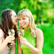 Girlfriends — Stockfoto