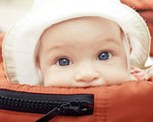Baby buggy — Stock Photo