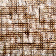 Burlap background — Foto Stock #8140518