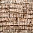 Burlap background — Stockfoto #8140518