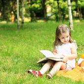 Piknik w parku — Zdjęcie stockowe