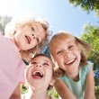Happy children having fun — Stock Photo #9152178