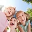 Happy children having fun — Stock Photo #9152178