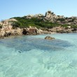 Landscape of Emerald Coast, Sardinia, Italy — Stock Photo #9171373