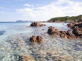 王子翡翠海岸的海滩 — 图库照片
