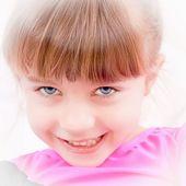 Bambina オッキ ブルー — ストック写真