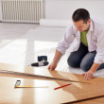 Home improvement - redecorating — Stock Photo