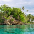 Island coastline, Banyak Archipelago — Stock Photo #10058009