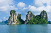 Islands in Halong Bay — Stock Photo