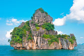 Island in Halong Bay — Stock Photo