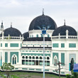 Great Mosque in Medan — Stock Photo #10354820